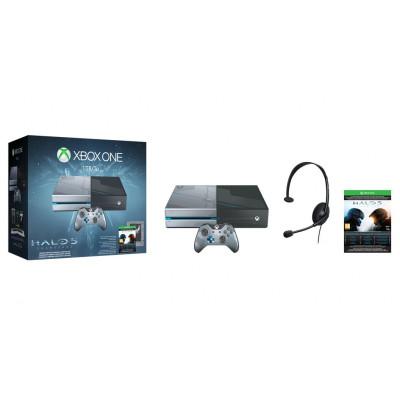 Xbox One 1TB + Halo 5 Gardians Game