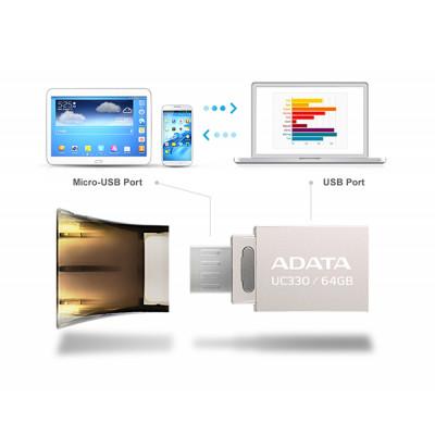 UC 330 OTG فلاش درايف لاجهزه ويندوز واندرويد- 32 GB/64 GB