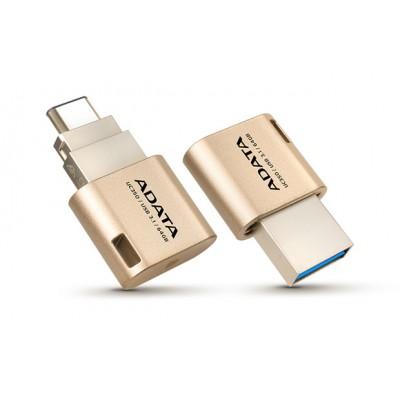 UC350 2in1 نوع C USB 3.0 فلاش درايف - 32GB/64GB