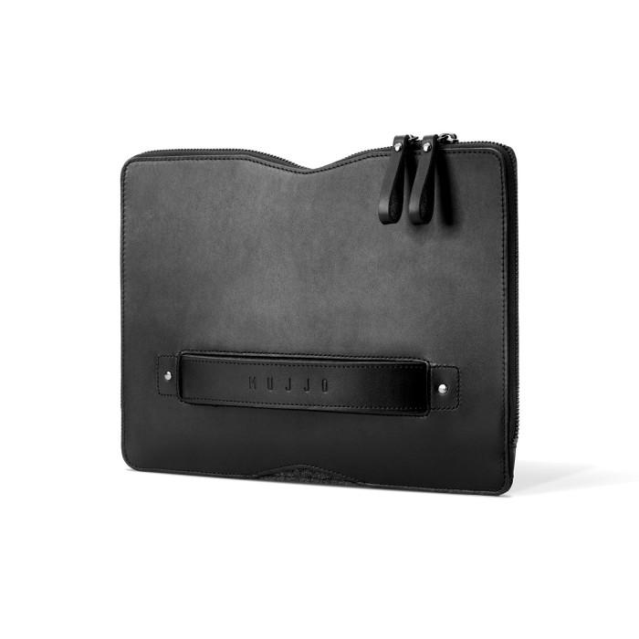 "Carry-On Folio Sleeve for 12"" Macbook من Mujjo"