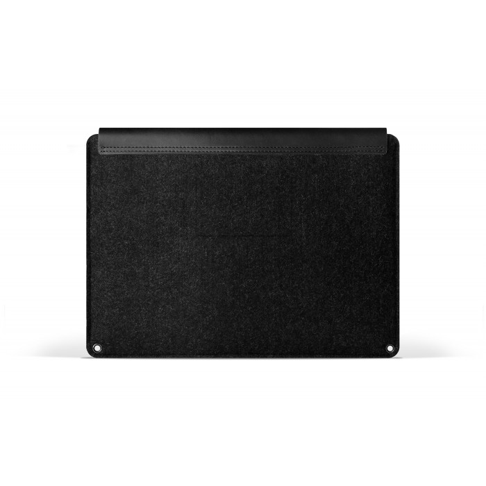 "Sleeve for 13"" Macbook Pro and Air - Black من Mujjo"