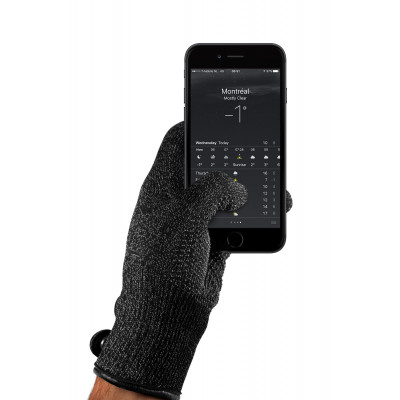 Single-Layered Touchscreen Gloves - Medium من Mujjo