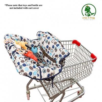 غطاء كرسي الاطفال من Croc N Frog