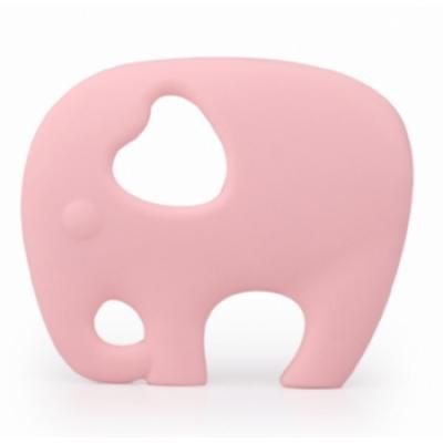 Pink Elephant Teether - Itybity