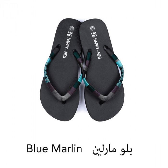 شبشب هابي نيس الاسود