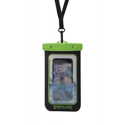 Seawag غلاف واقي من الماء للهواتف الذكية من