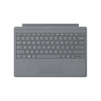 Surface Pro Signature Type Cover with Alcantara® Fabric - Platinum