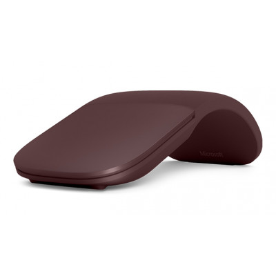 Microsoft Surface Arc Mouse - Burgundy