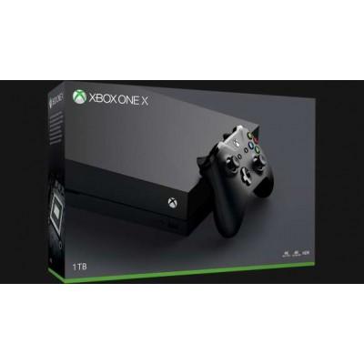 اكس بوكس ون اكس - Xbox One X