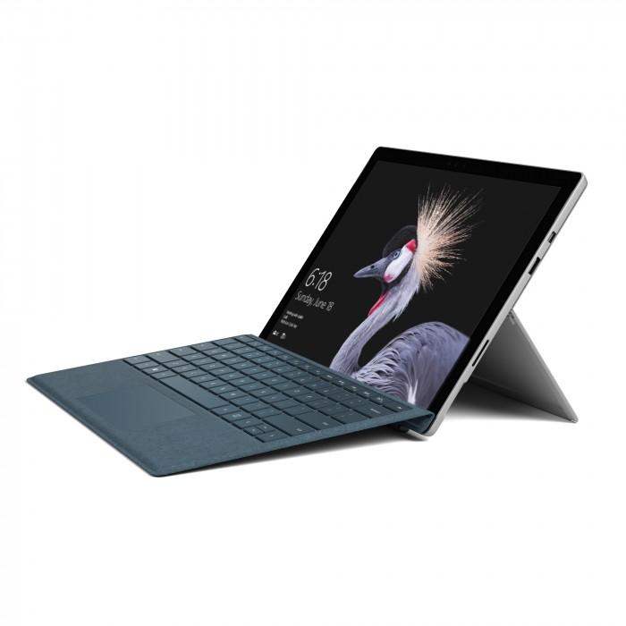 مايكروسوفت سيرفس برو 5 مع لوحة مفاتيح ألكانترا عربي/انجليزي LTE i5 256 GB 8GB RAM