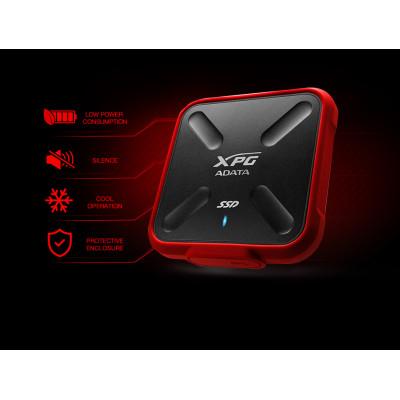 XPG SD700X قرص صلب خارجي مخصص لأجهزة الألعاب