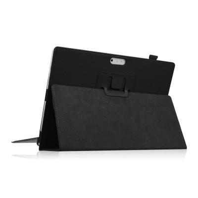 غطاء مطوي لمايكروسوفت سيرفس برو 3، 4، 2017– أسود
