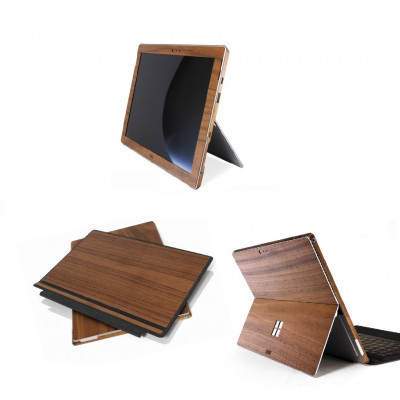 مجموعة ملصقات خشبية لسيرفس برو (5)