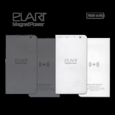 Elari MagnetPower 7800 mAh شاحن متنقل لاسلكي