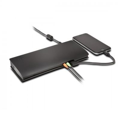 SD4500 USB-C™ منصة توصيل وشحن عالمية من كنسينجتون