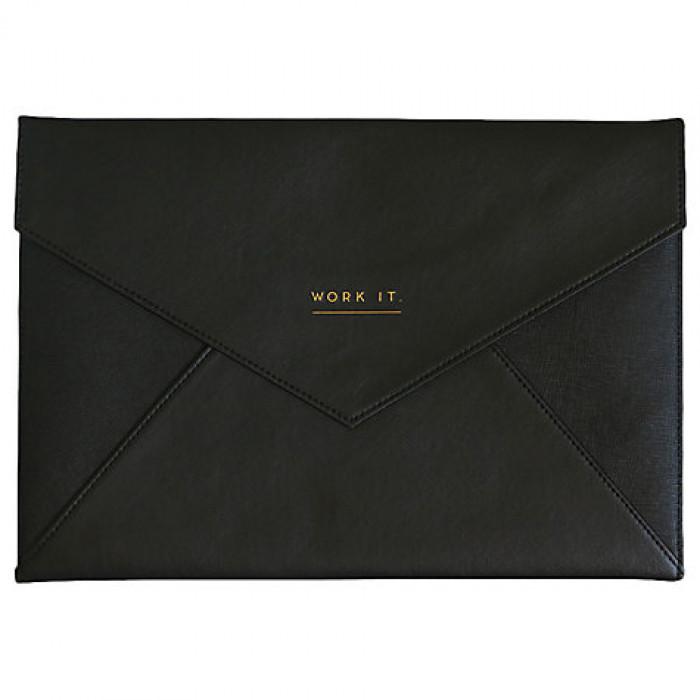 محفظة فاخرة للأوراق بحجم A4 من أليس سكوت