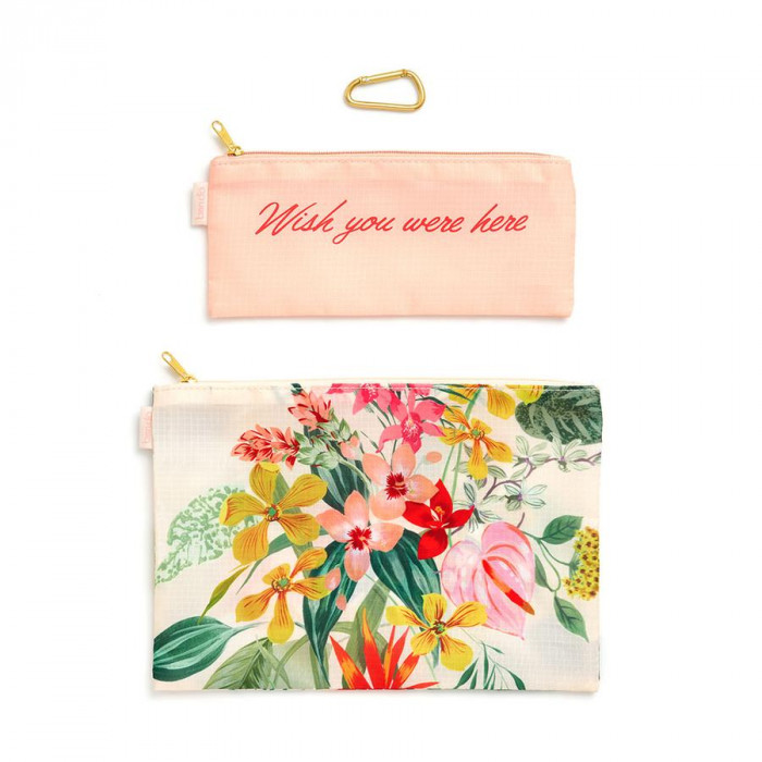 """حقيبة """"كاري أول ديو"""" متعددة الاستعمالات """"باراديسو"""" من بان دو (حقيبتان)"""
