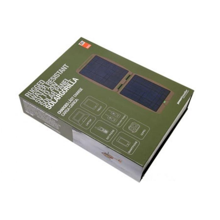 اللوحة الشمسية سولار غوريلا من باور ترافلر