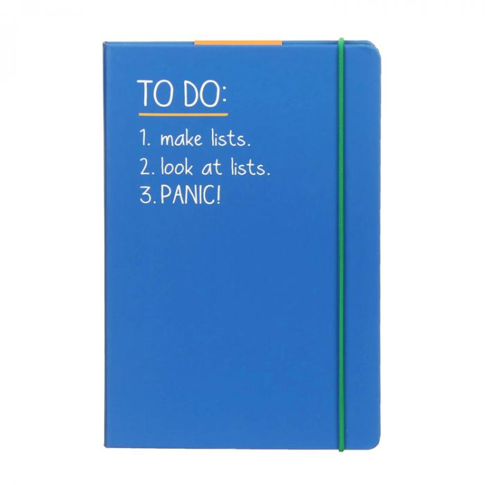 """دفتر A5 من هاپي چاكسون - """"To Do"""""""