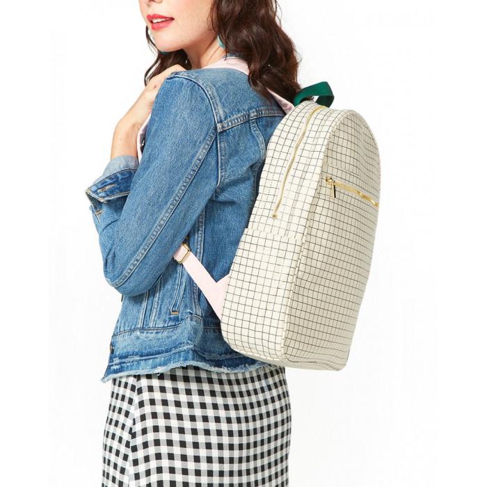 """حقيبة ظهر من بان.دو - """"Get It Together"""" - تصميم شبكي مصغر"""