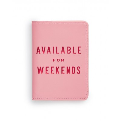 "حامل جواز السفر من بان.دو - ""Available For Weekends"""