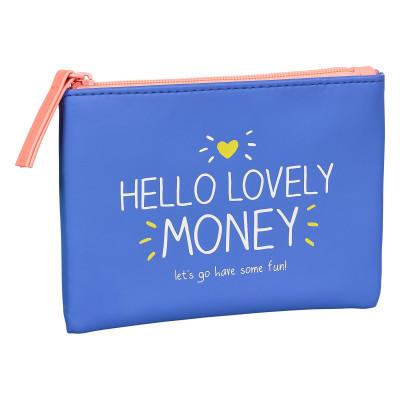 """محفظة النقود المعدنية """"Hello Lovely Money"""" من هابي جاكسون"""