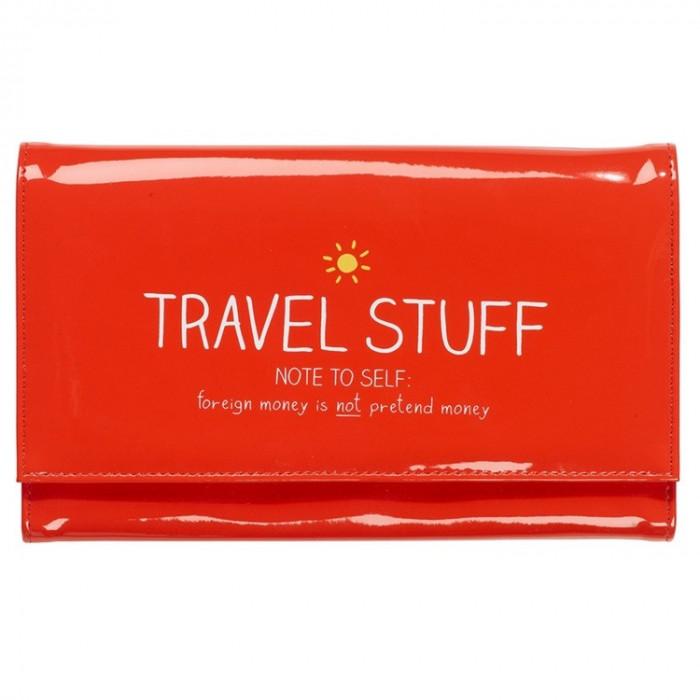 """محفظة وثائق السفر """"Travel Stuff"""" من هابي جاكسون"""