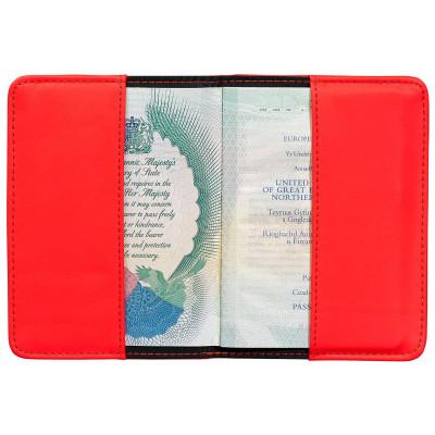 محفظة جواز السفر من هابي جاكسون