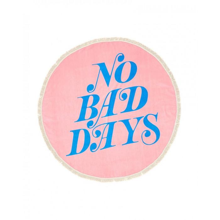 """المنشفة الدائرية العملاقة من بان.دو - """"No Bad Days"""""""