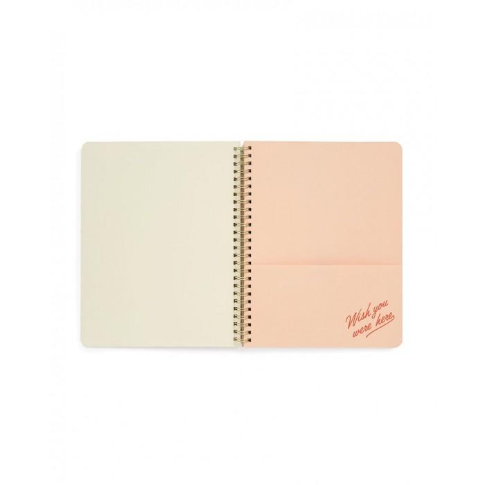 دفتر صغير لتدوين الملاحظات من بان.دو - باراديسو