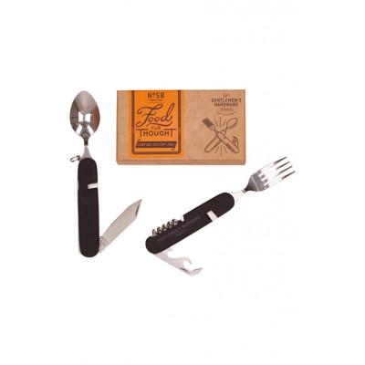 أدوات تناول الطعام للتخييم من جنتلمنز هاردوير