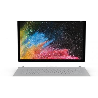 سيرفس بوك 2 من مايكروسوفت – بلوحة مفاتيح باللغتين العربية والإنجليزية - i7 1TB 16GB RAM