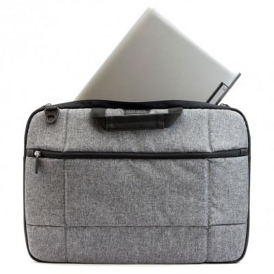 حقيبة ستراتا لأجهزة اللابتوب والجهاز اللوحي – اللون الرمادي من تارجوس