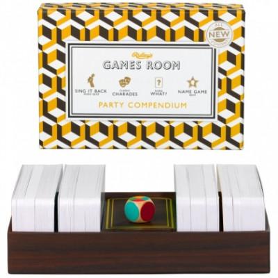 """مجموعة ألعاب """"بارتي كومبنديوم"""" من ريدليز جيمز روم"""