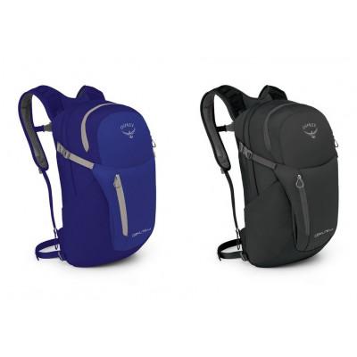 حقيبة الظهر دايلايت بلاس20 لتر من أوسبري – (اللون الأسود – اللون الأزرق)