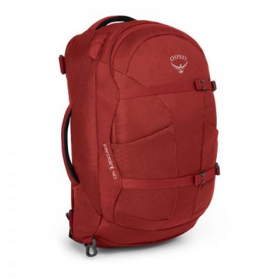 حقيبة الظهر فاربوينت 40 لتر من أوسبري – متوسط/ كبير – اللون الأحمر