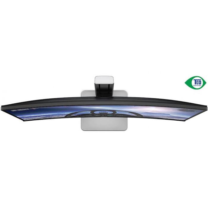 الشاشة المنحنية بتقنية LED – Ultra sharp Ultrawide– 34 إنش من ديل