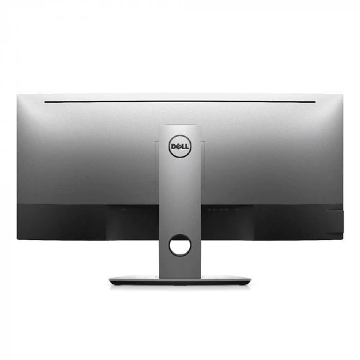 الشاشة المنحنية بتقنية LED – Ultra sharp – 34 إنش من ديل