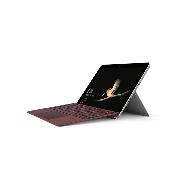 مجموعة Surface Go مع - Signature Type Cover 64GB 4GB RAM