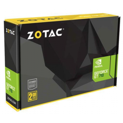 Zotac GT 710 2GB 64Bit LP