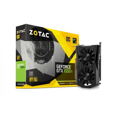زوتاك | بطاقة رسومات الألعاب GDDR5 Super Compact  GeForce GTX 1050 Ti OC  4 قيقا بايت