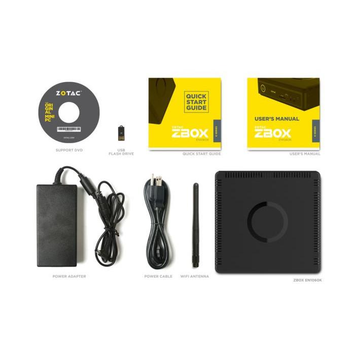 Zotac Zbox i5-7500T Wifi Plug
