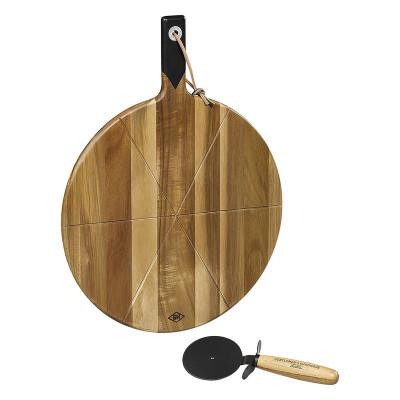 قطاعة البيتزا الخشبية من جنتلمنز هاردوير