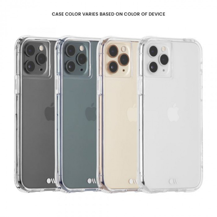 غطاء ايفون - بيرلي ذير - شفاف