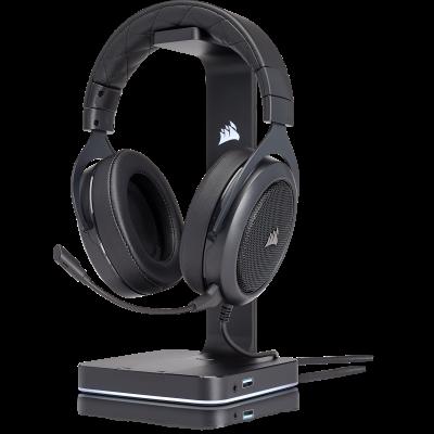 سماعة رأس للألعاب   CORSAIR HS50  ستيريو | كورسير