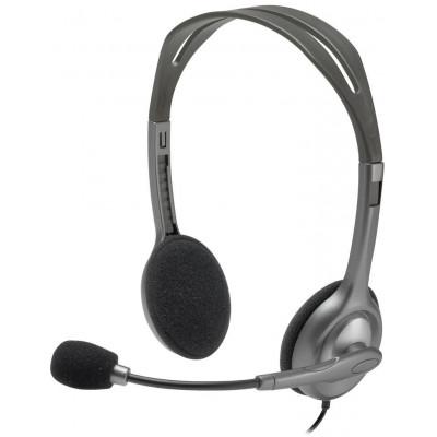 سماعة الرأس الاستريو H111 من لوجيتك