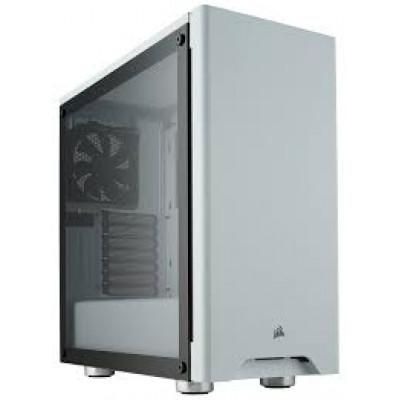 للألعاب من كورسير - أبيض Carbide Series 275R Mid-Tower Tempered Glass كيس