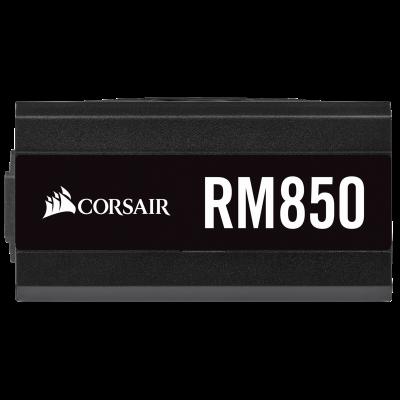 من كورسير RM850 850 Watt 80 PLUS Gold Certified Fully Modular مزود الطاقة