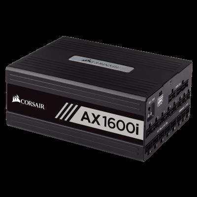 مزود الطاقة AX1600i Digital ATX Power Supply 1600 Watt Fully-Modular | كورسير