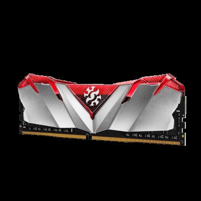 ADATA 3200Mhz 32GB DDR4 16x2 XPG Gammix D30 RAM - احمر